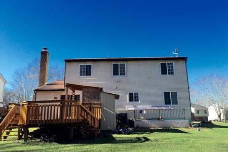 Roomy single family home,4b/r,2 1/2 - Casa
