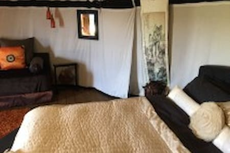 Oriental Yurt at Lincoln yurts - Tent