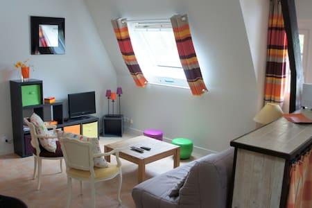 Appartement meublé : Arc-en-Ciel - Condominium