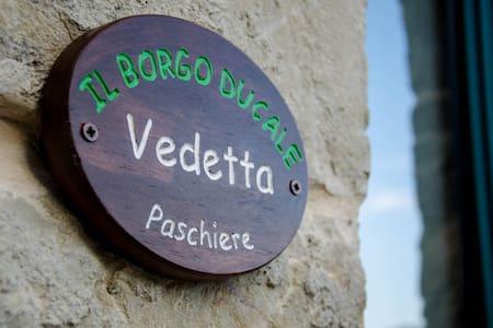 Il Borgo Ducale - Dimora Vedetta Paschiere - Appartement
