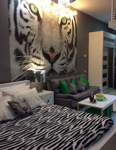 White Tiger in New Gudauri II - Apartment