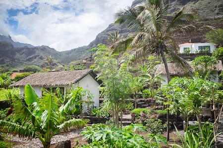 Cabo Verde erleben - Bungalow