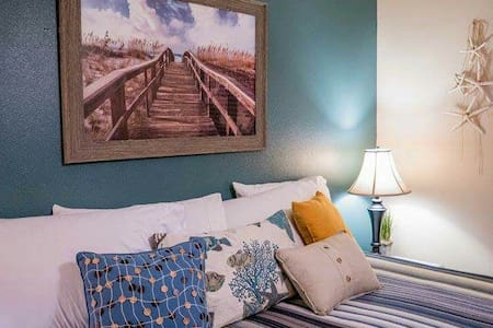 Cozy King Size Bed near the beach - Rockaway Beach - Haus