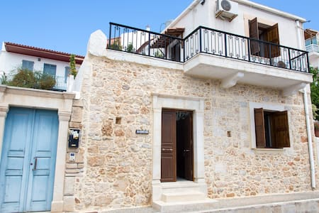 Traditional House under Kazarma Fortress in Sitia - Sitia