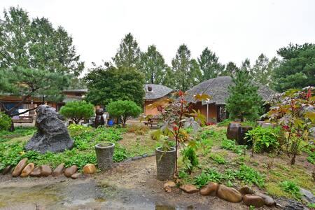 저문강황토펜션 - Hoengseong-eup, Hoengseon - Casa de campo