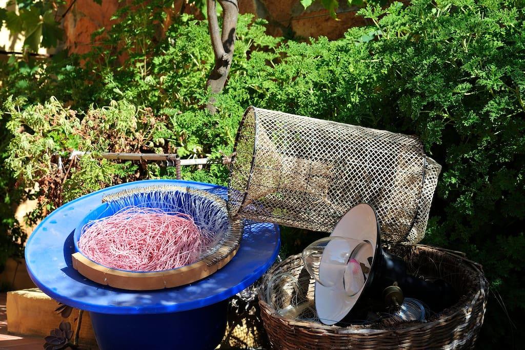 In villa, at Cala Moresca 1of 3 apt