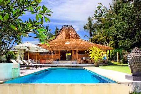 5MN BATU BOLONG ROOM 2 BEDS//POOL// - North Kuta - Villa