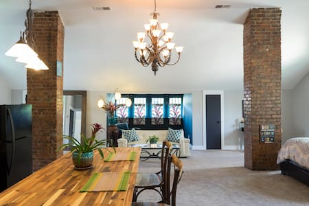 Private Loft Minutes from Downtown - Nashville - Loft