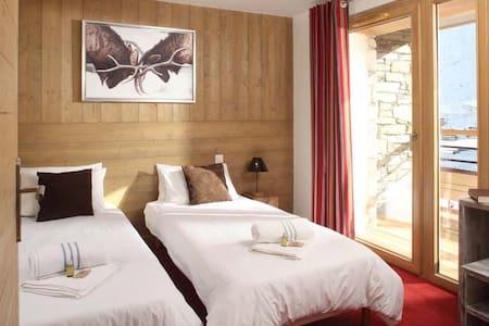 En suite double or twin room