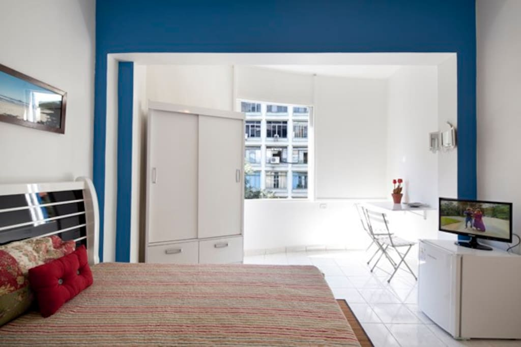 Charming, bright apartment in SP