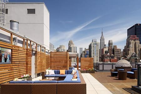 Luxury Master Suite in Midtown West