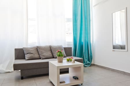 HA- CARMEL  OPEN SPACE  VIEW STUDIO - Tel Aviv-Yafo - Apartment