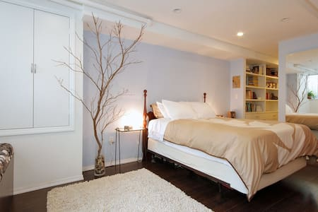 Private Master Suite in Park Slope