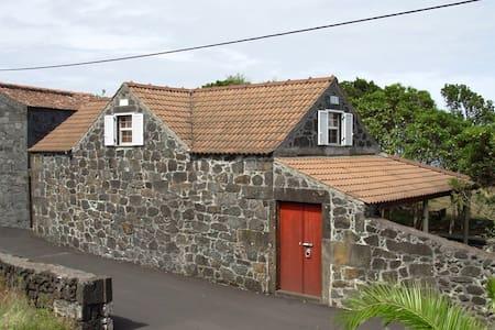 Great Lofted Adega on Pico Island - Hus