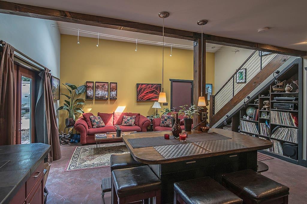 SEATTLE LOFT GUEST HOUSE Lofts For Rent In Seattle