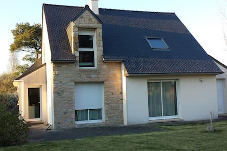 Ma maison de vacances en Bretagne - Haus