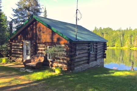 Log Home Chalet - Kisház