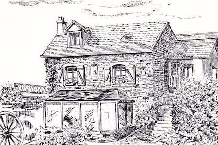 Le Lodge de Rimont - Haus