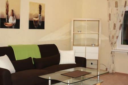Moderne 95 qm Wohnung mit Terrasse - Townhouse