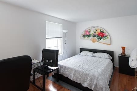Private Room near RTC, IAD, & Metro - Reston - Casa