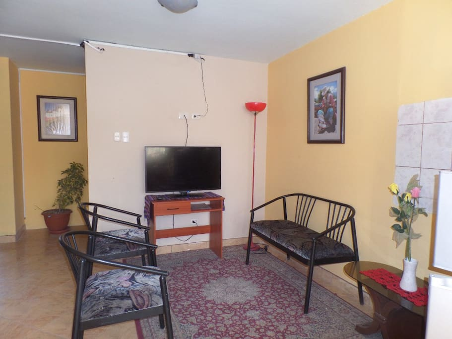 FULLY FURNISHED/EQUIPPED APARTMENT