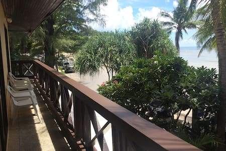 Beachfront 5meter Seaview A