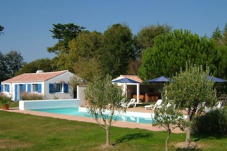 L'Ecrin de Vendée - Les Toucandines - Rumah