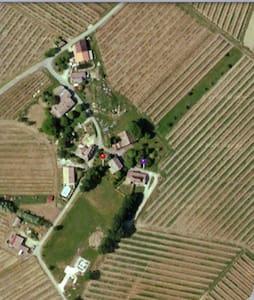 au cœur des vignes de monbazillac - Dům