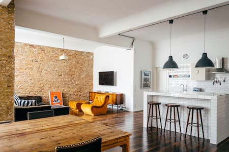 Luxury Loft Paul-Lincke-Ufer