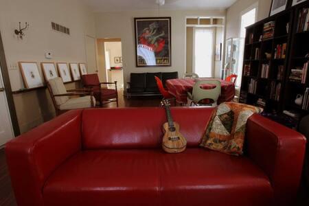 Ground-floor of quiet private house - Maison
