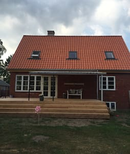 Dejlig villa på 130 kvm 15 min fra Cph - Kongens Lyngby