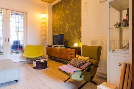 Bright & Spacious Room in Centre