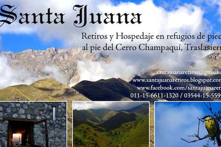 Refugio montaña / Mountain shelter - House