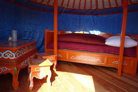 Petite yourte de 15m2 - Yurt