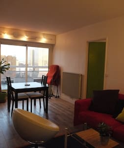 Nice apartment in Paris in well-designed building - Appartement