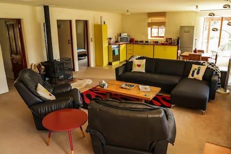 Kia Ora Cottage - Tranquil Haven - Lake Hawea - Huis