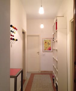 Welcome to a real home in Rome - Apartment