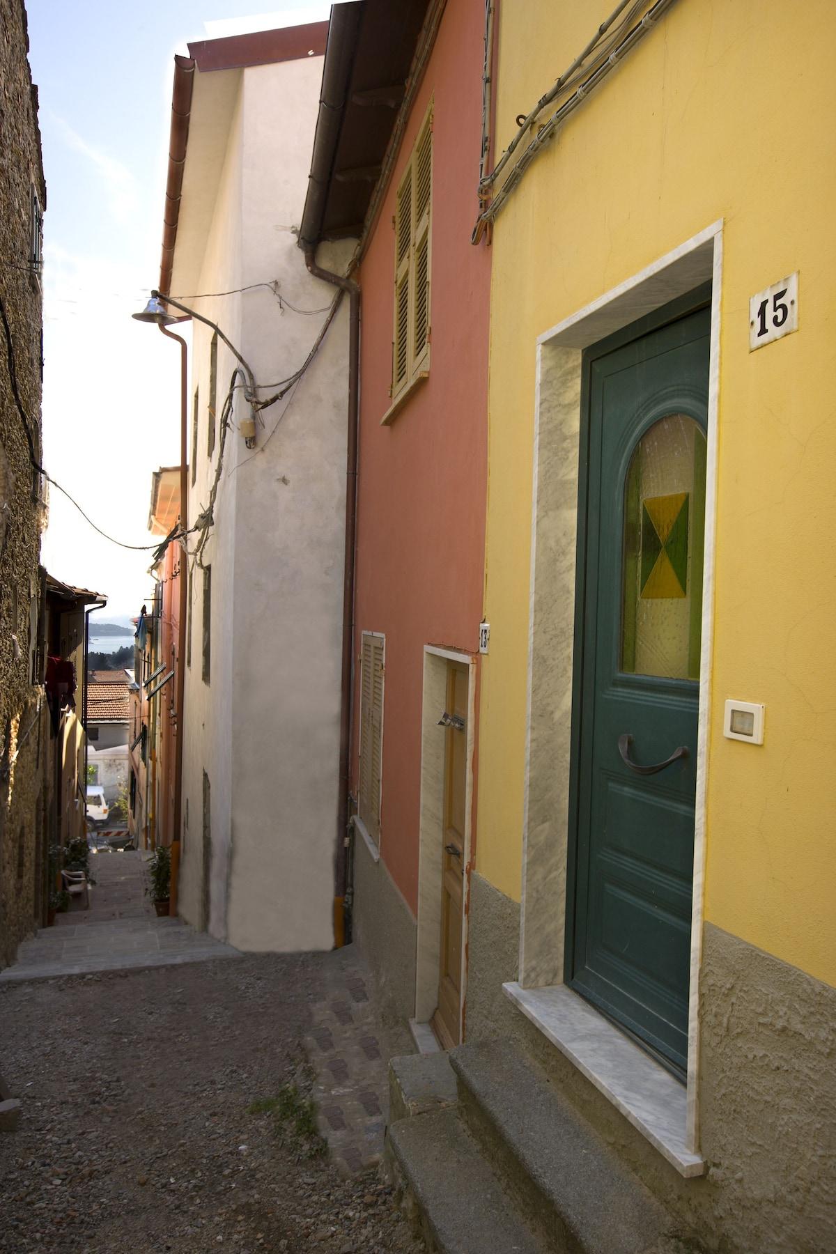 La Spezia Townhouses