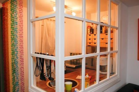 2-Zimmerwohnung EG im Einhornhaus