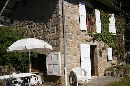 Belle petite maison en pierre - Tence - Rumah