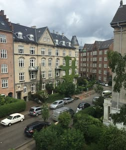 The perfect spot to live in CPH