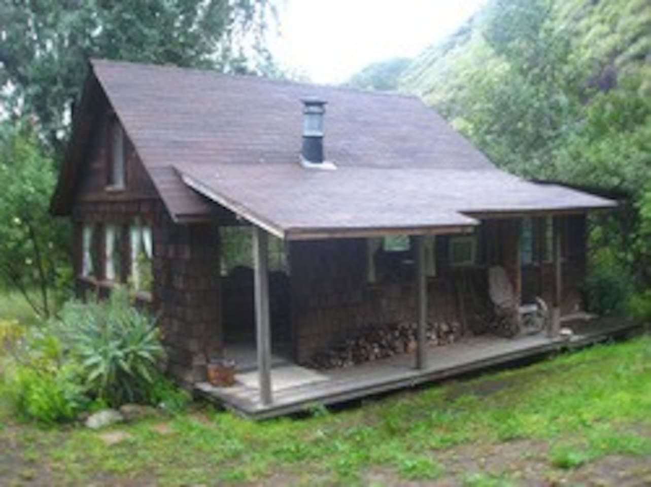 Charan Springs Farm Forest Cabin