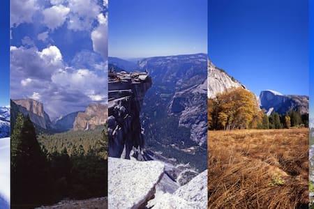 """Bette's Yosemite B&B """"Bubble"""" Suite - Bed & Breakfast"""
