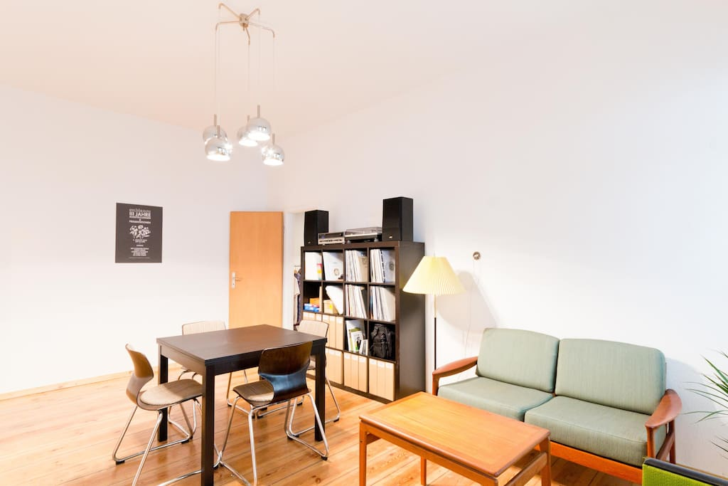 Nice apartment in Berlin (Neukölln)