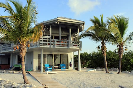 Private, Oceanfront Beach Property - Key Largo