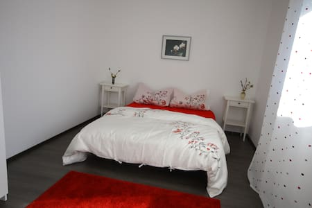 Quiet apartment in East Hamburg - Reinbek - Daire