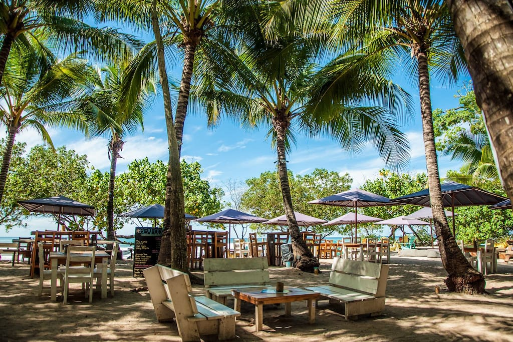 Banana beach restaurant