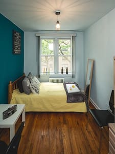 Clean Cozy Safe Room ONE Guest ONLY - Queens - Apartment