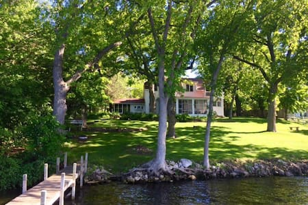 Unique Vintage Lakefront Homes - Green Lake - Rumah