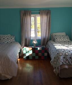 Jacob's room - Private room in a 4 bedroom home. - Green Bay - Dom